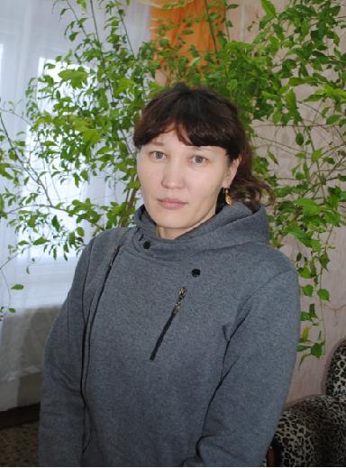 Жанбуршинова